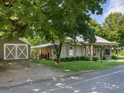Village of Leipers Fork : Franklin : Williamson County : Tennessee