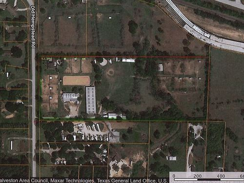 12 Acres Commercial Development : Magnolia : Montgomery County : Texas