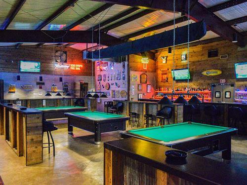 The Angry Bull Saloon Alva Oklahoma : Alva : Woods County : Oklahoma