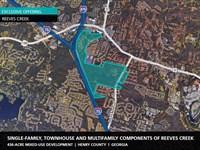 436 Acre Mixed Use, Reeves Creek : Stockbridge : Henry County : Georgia