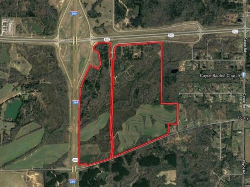 Ind/Com Development Land : Byhalia : Marshall County : Mississippi