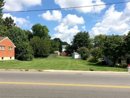 Superb Commercial Lot : Roanoke : Virginia