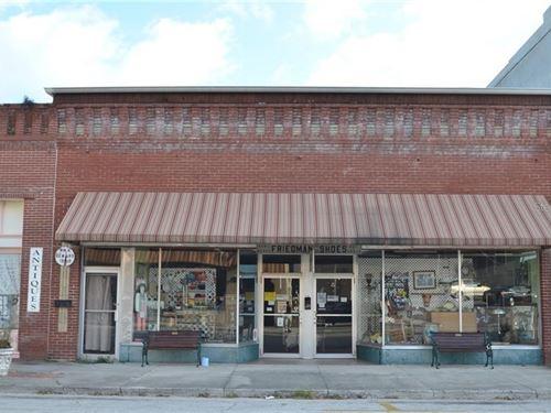 Historic Arcadia Building For Sale : Arcadia : Desoto County : Florida