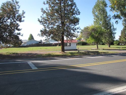 Commercial Lot In Downtown Bonanza : Bonanza : Klamath County : Oregon