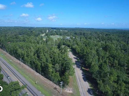 27 Acre Coldspring Development/Comm : Coldspring : San Jacinto County : Texas