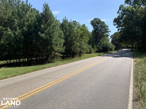 9-Acre Cely Road Homesite/Developme : Easley : Anderson County : South Carolina