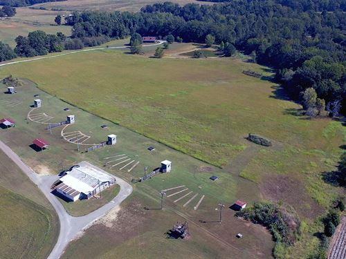 Public Gun Range Skeet & Trap : Lavinia : Carroll County : Tennessee