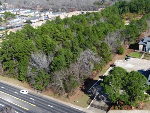 High Traffic Commercial Land Tyler : Tyler : Smith County : Texas