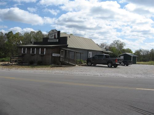 Restaurant / Business For Sale : Marquand : Bollinger County : Missouri