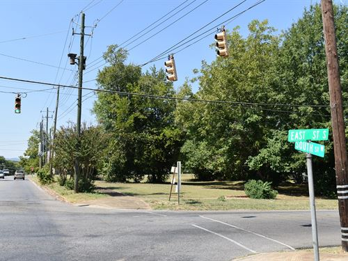 Absolute Auction Commercial Lot : Talladega : Alabama