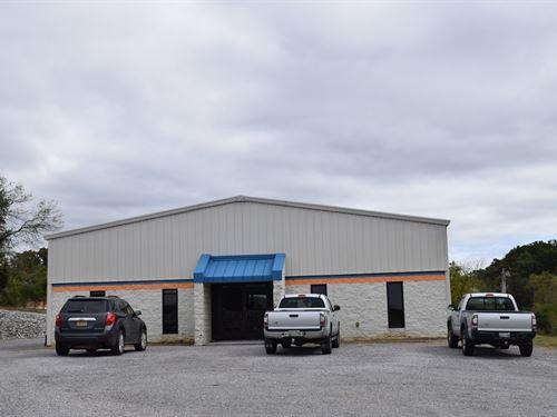 Commercial Building Harrogate TN : Harrogate : Claiborne County : Tennessee