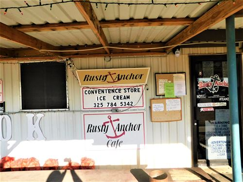 Cafe / Convenience Store Lake : May : Brown County : Texas