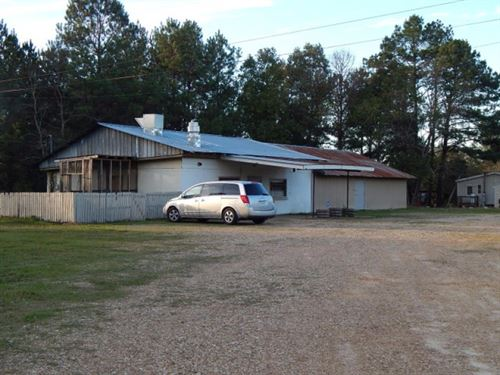 Huge Opportunity In The Country : Tylertown : Walthall County : Mississippi