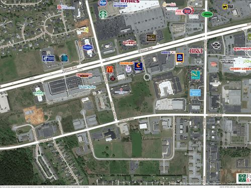 Just Listed Vacant Lot : Warner Robins : Houston County : Georgia