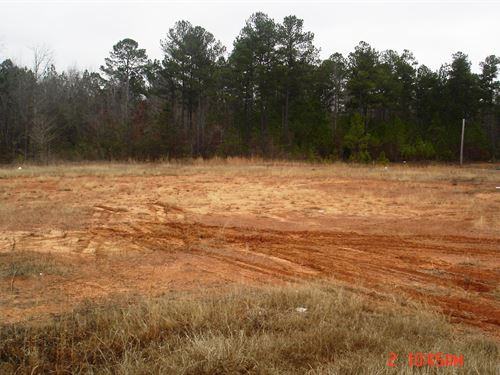 Commercial Lot, 103 Greensboro Rd : Louisville : Winston County : Mississippi