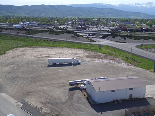 Prime Commercial Property : Baker City : Baker County : Oregon