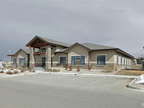 Fox Run Business Park : Greeley : Weld County : Colorado