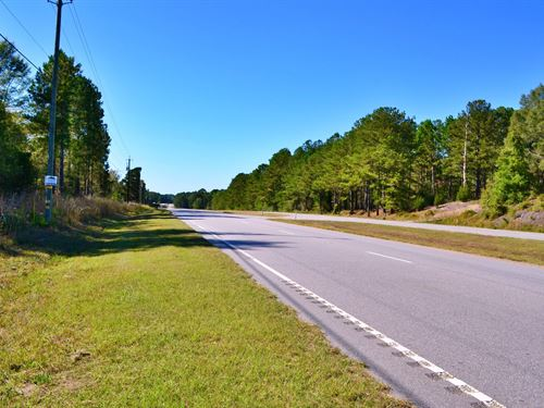 Hwy 9 Cheraw Commercial Acreage : Cheraw : Chesterfield County : South Carolina