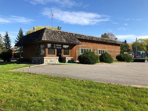 Commercial Property International : International Falls : Koochiching County : Minnesota