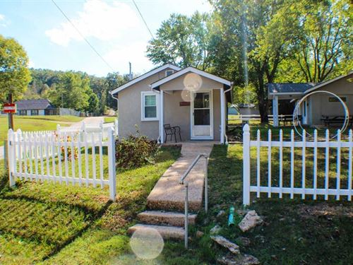3 Cottages For Sale in Van Buren : Van Buren : Carter County : Missouri