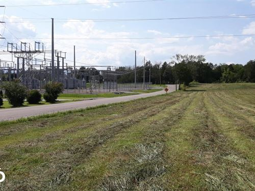 Industrial/Commercial Development : Andersonville : Anderson County : Tennessee