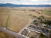 Development Acreage Off Highway 55 : Donnelly : Valley County : Idaho