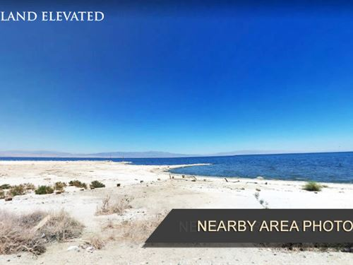.23 Acre Property For $129/Month : Thermal : Imperial County : California