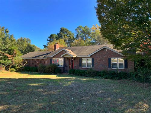 Potential Commercial Home in Canton : Canton : Cherokee County : Georgia