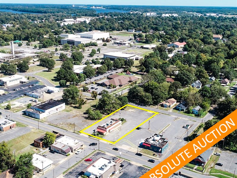 Absolute $1 Auction : Pine Bluff : Jefferson County : Arkansas
