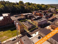 Absolute $1 Auction Former Bank : Monessen : Westmoreland County : Pennsylvania