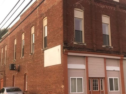 Downtown Commercial Building : Gosport : Owen County : Indiana