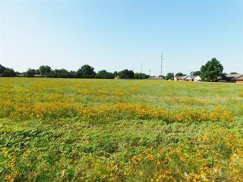 5 Acre Corner Lot : Enid : Oklahoma County : Oklahoma