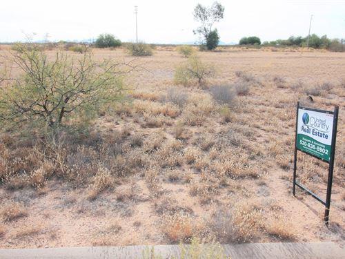 Land Arizona, Casa Grande Land : Casa Grande : Pinal County : Arizona