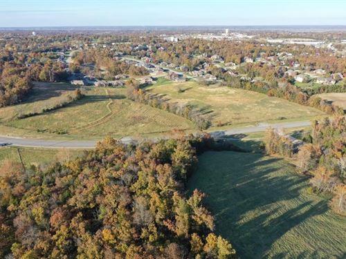 Vacant Commercial Development Land : Jefferson City : Cole County : Missouri