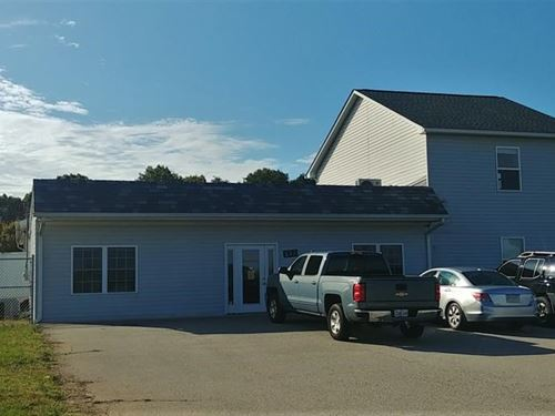 Commercial Building Warehouse : Chatam : Pittsylvania County : Virginia