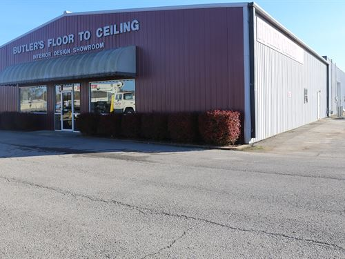Prime Retail Space Warehouse : West Plains : Howell County : Missouri