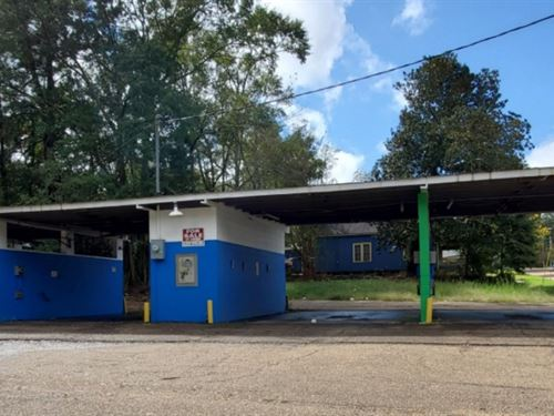 Commercial Property In Pike County : McComb : Pike County : Mississippi