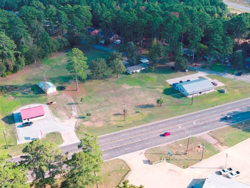 Income Producing Property Nnn, Hwy : Tyler : Smith County : Texas