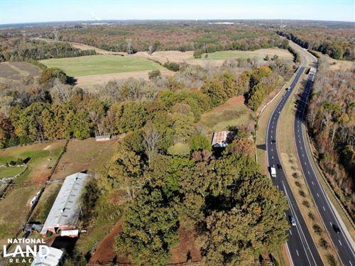 Large Acreage Highway 521 Developme : Lancaster : South Carolina