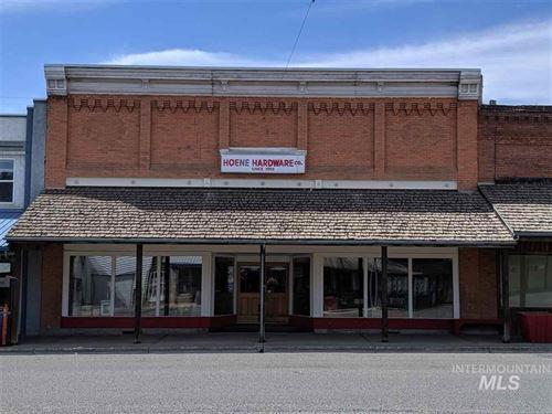 Prominent Commercial Building 419 : Cottonwood : Idaho County : Idaho