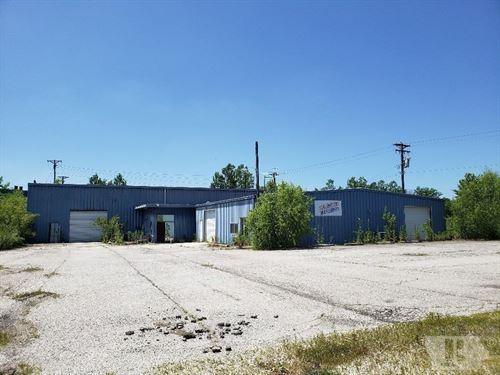 Large Commercial Building Keokuk : Keokuk : Lee County : Iowa