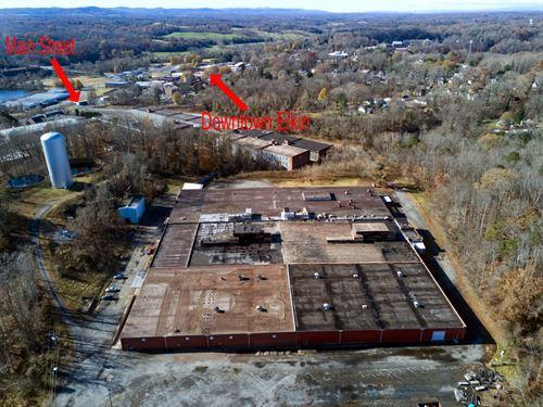 Commercial Building in Elkin NC : Elkin : Surry County : North Carolina