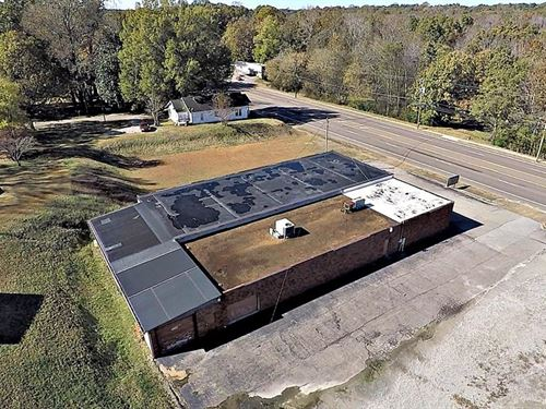 Commercial Opportunity : Bruceton : Carroll County : Tennessee