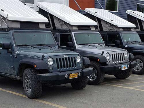 Auto Rental Business, Popular : Anchorage : Alaska