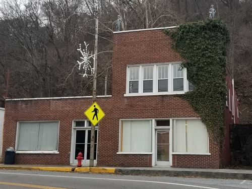 Check Out, Multi Use Building Town : Saltville : Smyth County : Virginia