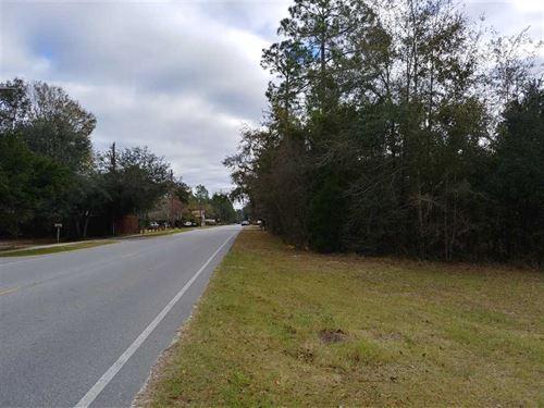 6 Acres of Commercial Land in Folk : Folkston : Charlton County : Georgia