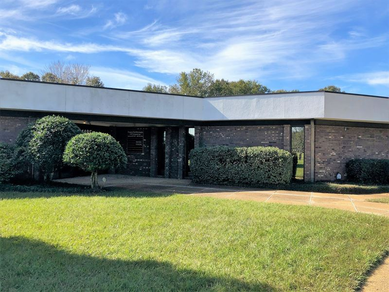 Livingston Lane Commercial Property : Jackson : Hinds County : Mississippi
