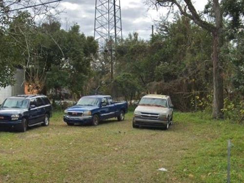 Commercial Lot, Jacksonville 35 : Jacksonville : Duval County : Florida