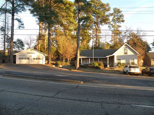 Commercial Office Space Or Lease : Tyler : Smith County : Texas