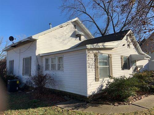 Home With Business Opportunity Town : El Dorado Springs : Cedar County : Missouri